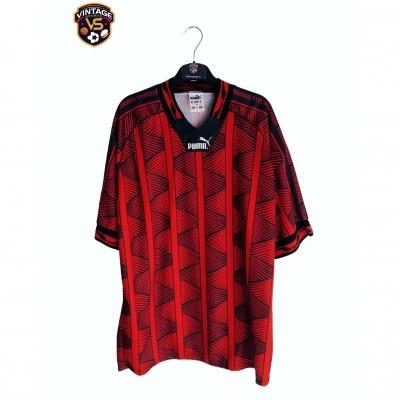 "Vintage Football Shirt Puma Eintracht Frankfurt Style 1995 (L) ""Very Good"""