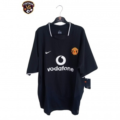 NEW Manchester United Away Shirt Player Issue 2003-2005 (XL)