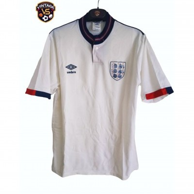 "England Home Shirt 1988-1990 (M) ""Good"""