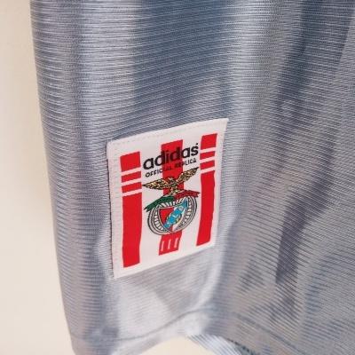 "SL Benfica Away Shirt 1999-2000 #18 Pepa (L) ""Very Good"""