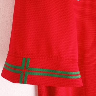 "Portugal Home Shirt 2012-2014 (S) ""Very Good"""