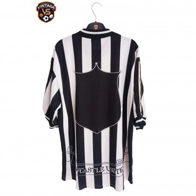 "Newcastle United Home Shirt 1997-1999 (XL) ""Very Good"""