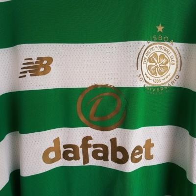"Celtic FC Home Shirt 2017-2018 Lisbon Lions (XL) ""Good"""