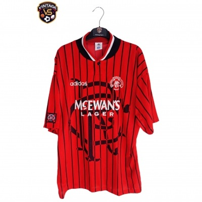 "Glasgow Rangers FC Away Shirt 1994-1995 (L) ""Perfect"""