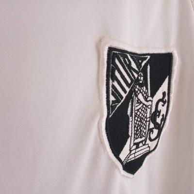 "Matchworn Vitoria Guimarães Uefa Shirt 2005 #5 Helder Cabral (L) ""Very Good"""