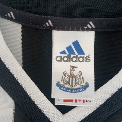 "Newcastle United Home Shirt 2001-2003 (L) ""Very Good"""