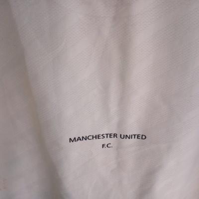 """Manchester United Away Shirt 1996-1997 (XL) """"Good"""""""