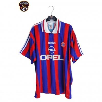 """Bayern Munich Home Shirt 1995-1997 (XL) """"Good"""""""