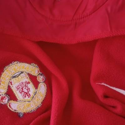 "ISSUE Manchester United Training Shirt Carlos Queiroz 2002 (XL) ""Very Good"""