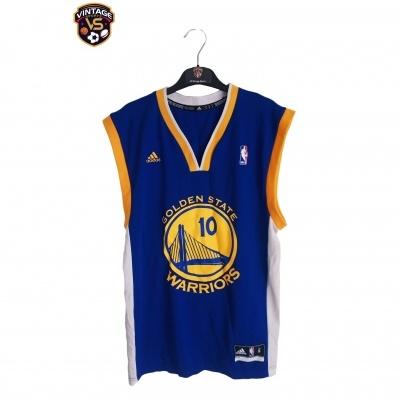 "Golden State Warriors NBA Jersey #10 Lee (S) ""Very Good"""