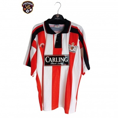 "Exeter City Home Shirt 1992-1993 (L) ""Very Good"""