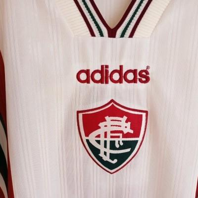 """Fluminense Away Shirt 1996-1997 (XL) """"Very Good"""""""