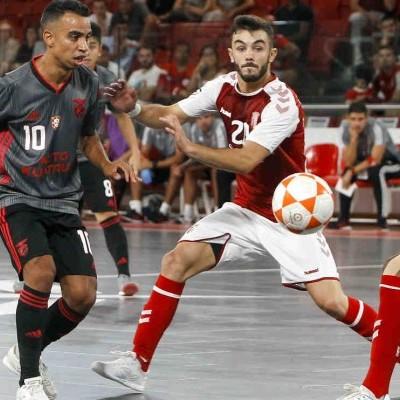 NEW SL Benfica Futsal Shirt 2019-2020 #10 Robinho (S)