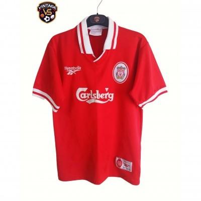 "Liverpool FC Home Shirt 1996-1998 (XS) ""Good"""