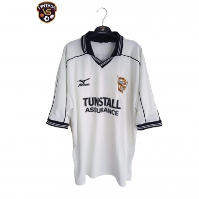 "Port Vale FC Home Shirt 1999-2000 #7 Smith (XL) ""Good"""