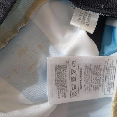 "Argentina Home Shirt 2013-2015 (S) ""Good"""