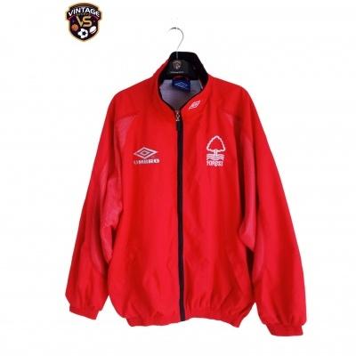 "Nottingham Forest Jacket 1999-2000 (L) ""Very Good"""