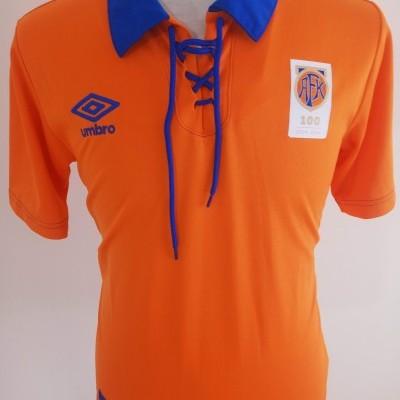 "Centenary Aalesunds FK Home Shirt 2014 (M) ""Perfect Condition"""