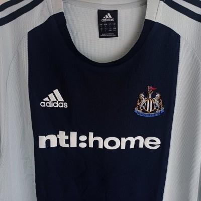 "Newcastle United Away Shirt 2002-2003 (L) ""Very Good"""