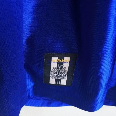 "Newcastle United Away Shirt 1998-1999 (XXL) ""Very Good"""