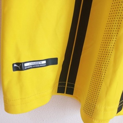 NEW BVB Borussia Dortmund Home Shirt 2016-2017 (2XL)