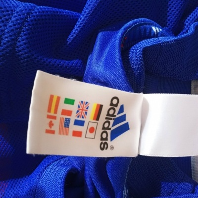 "France Home Shirt 2002 (XL) ""Very Good"""