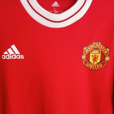 """Manchester United Shirt (L) """"Very Good"""""""