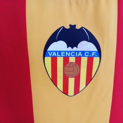 "Valencia CF Away Shirt L/S 2004-2006 (XL) ""Good"""