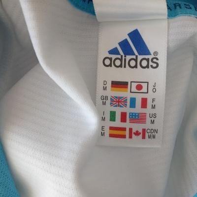 """OM Olympique Marseille Home Shirt 1999-2000 (M) """"Very Good"""""""