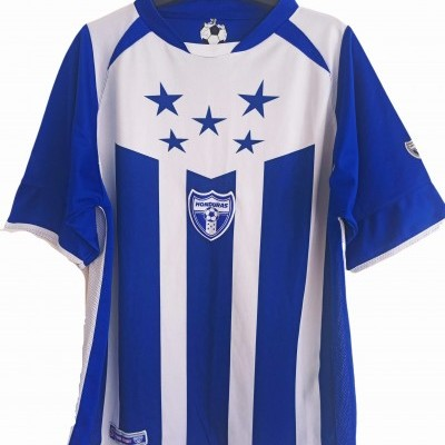 "Honduras Fan Home Shirt 2008-2009 (M) ""Very Good"""