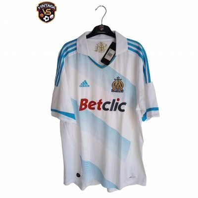 NEW OM Olympique Marseille Home Shirt 2011-2012 (XL)
