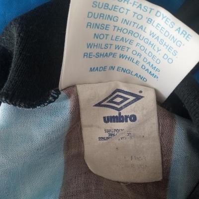 "Signed Inter Milan Home Shirt 1992-1994 (L) ""Very Good"""