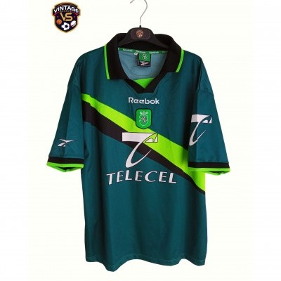 "Sporting CP Away Shirt 1999-2000 (M) ""Very Good"""