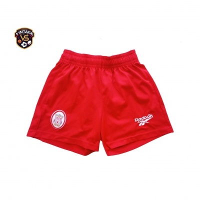 "Liverpool FC Home Shorts 1996-1998 (28"") ""Very Good"""