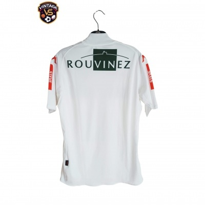 "FC Sion Home Shirt 2009-2010 (M) ""Good"""