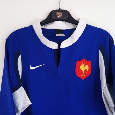 "France Rugby Home Shirt 2003 (S) ""Very Good"""
