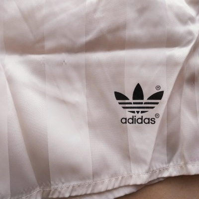 """Vintage Shorts Adidas 1990s White Red (S) """"Good"""""""