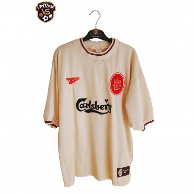 "Liverpool FC Away Shirt 1996-1998 (XL) ""Very Good"""