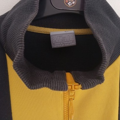 "BVB Borussia Dortmund Track Top Jacket (L) ""Good"""