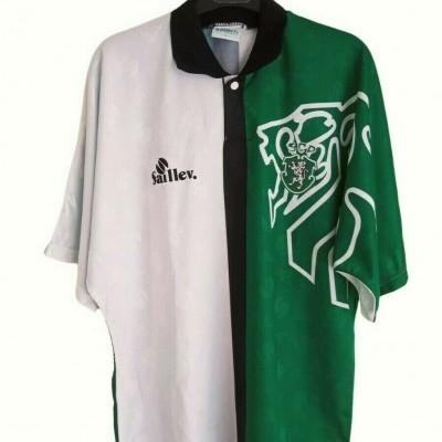 "Sporting CP Shirt 1997-1998 Ronaldo (L) ""Good"""
