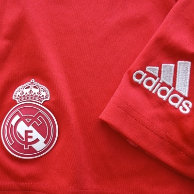 "Real Madrid Third Shorts Parley 2018-2019 (L Youths) ""Very Good"""