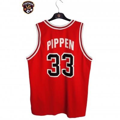 """Chicago Bulls NBA Jersey #33 Pippen (L) """"Good"""""""