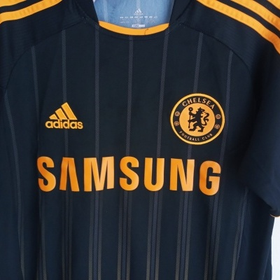 """Chelsea FC Away Shirt 2010-2011 (L Youths) """"Very Good"""""""