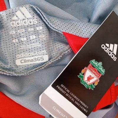 NEW Retro Liverpool FC Away Shirt 2008-2009 (XL)