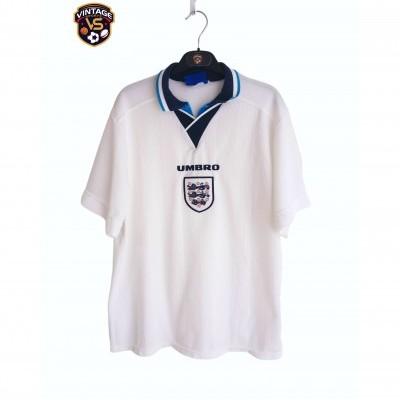 "England Home Shirt 1996 (L) ""Very Good"""