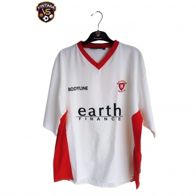 "Rotherham United FC Away Shirt 2002 (L) ""Very Good"""
