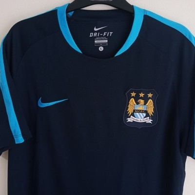 "Manchester City Training Shirt 2015-2015 (L) ""Very Good"""