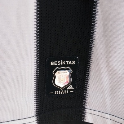 """Besiktas JK Home Shirt 2010-2011 (S) """"Very Good"""""""