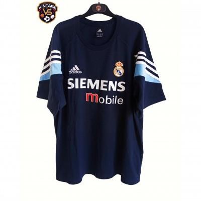 "Real Madrid Training Shirt 2003-2004 (XL) ""Very Good"""