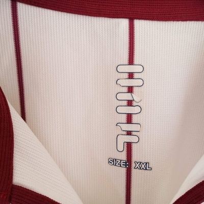 "West Ham United Away Shirt 2002-2003 (XXL) ""Very Good"""